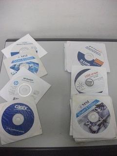 Cd Drivers Originales Varias Marcas C/u Tienda Virtual