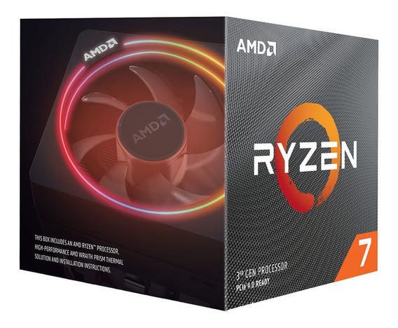 Procesador Ryzen 7 3700x 4,4ghz Turbo Am4 8 Core
