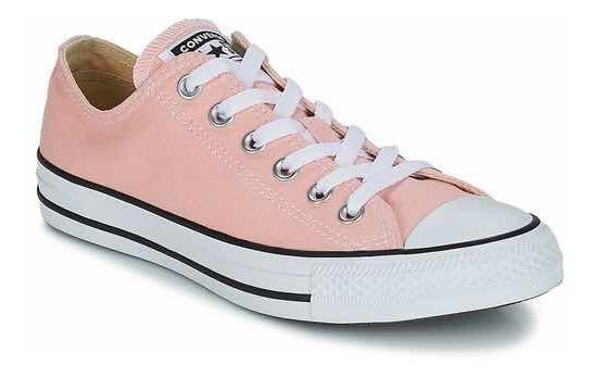 Zapatillas Converse De Mujer Chuck Taylor Ox Rosas