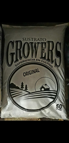 Sustrato Growers Original 50 Litros