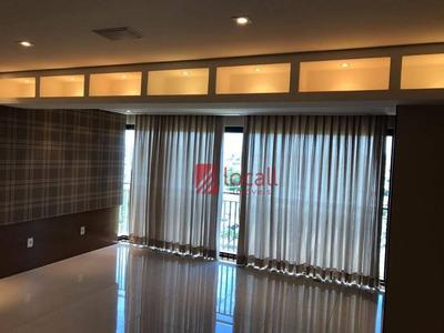 Apartamento Residencial À Venda, Jardim Tarraf Ii, São José Do Rio Preto. - Ap1354