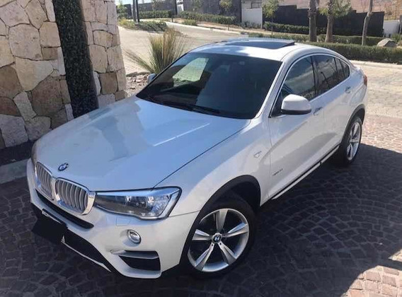 Bmw X4 3.0 Xdrive35i X Line At 2016