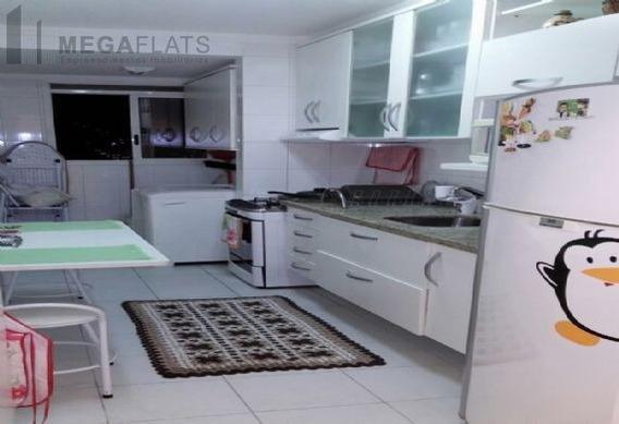 04494 - Flat 1 Dorm, Perdizes - São Paulo/sp - 4494