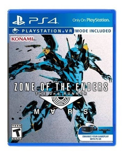 Zone Of The Enders The 2nd Runner Mars Playstation 4 Nuevo