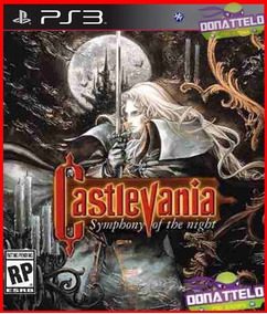 Castlevania Symphony Of The Night Ps3 Codig Psn Classico Ps1