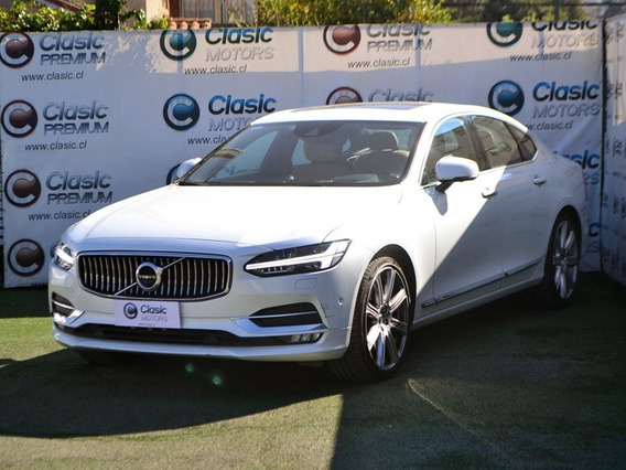 Volvo S90 Inscription 4wd 2.0 T6 2017