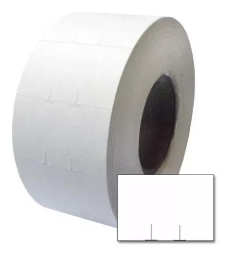 Etiqueta M23 - 23x16 Dupla 04 Pacotes Produto Mercado Preço