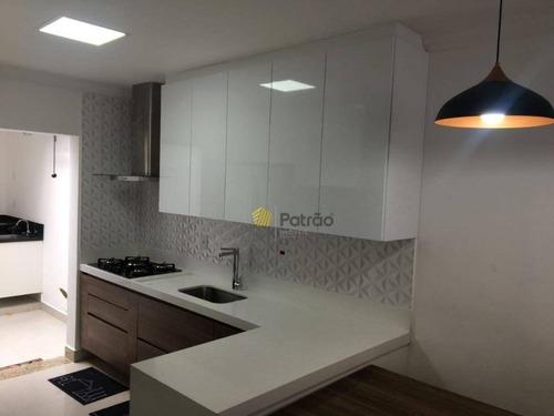 Imagem 1 de 30 de Casa Com 3 Dormitórios À Venda, 128 M² Por R$ 901.000,00 - Jardim Valdibia - São Bernardo Do Campo/sp - Ca0560