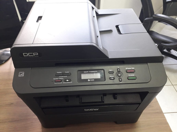 Impressora Brother Dcp 7065dn
