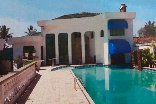 Imagem 1 de 5 de Casa Mobiliada 780 M² - Balneário América - Mongaguá/sp