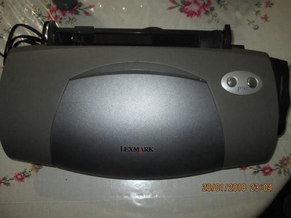Impresora Lexmark Modelo P707 Sin Cartuchos Leer Publicacion