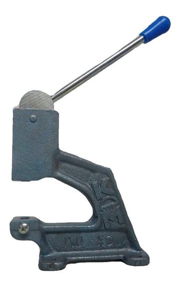 Maquina De Broches + Broches Doble Aro 9 Y 11mm Taiwan + Mat