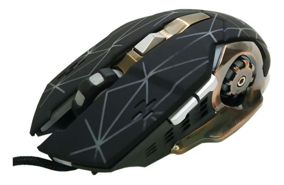Mouse Gamer Profissional Xtrad Xd-x9