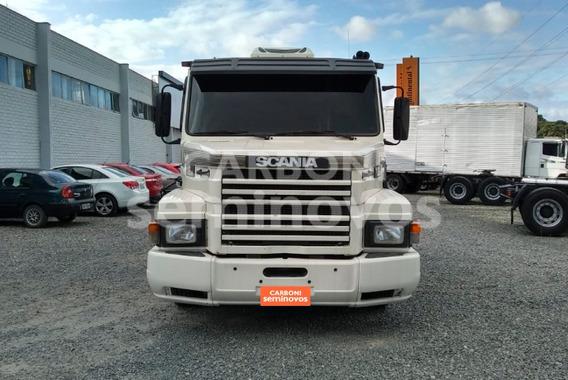 Scania T112 Hw 310, Ano:1991/1991