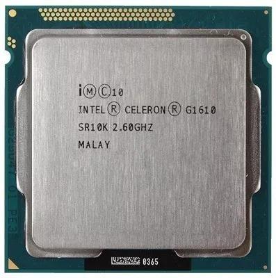 Intel Celeron Lga 1155 G1610 2.60ghz 2mb Intel Processador