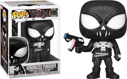 Funko Pop Venom   Punisher  Black Widow Groot Dr Strange