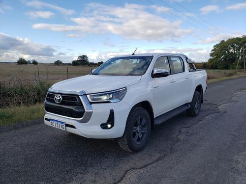 Toyota Hilux 2.8 Srv Mt 2021 Linea Nueva