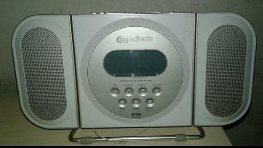 Radio Retrô Fm Grafiente Pega Cd/ 220w