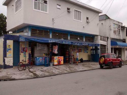 Fundo De Comércio, Parque São Vicente, São Vicente - R$ 500 Mil, Cod: 58 - V58