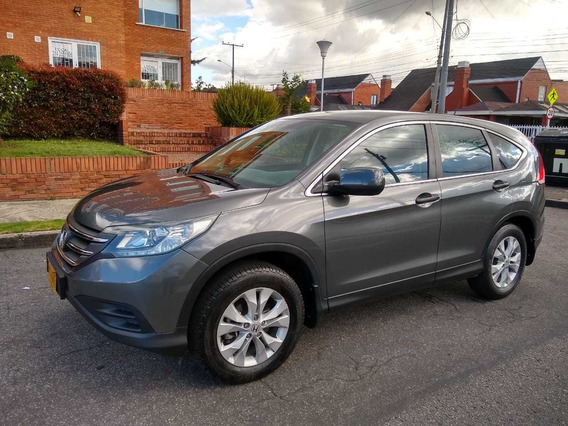Honda Cr-v Lx At 4x2