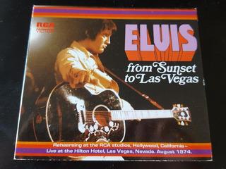 Elvis Presley - From Sunset To Las Vegas Ftd 2 Cd