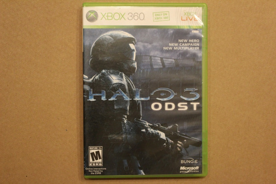 Halo 3 Odst - Xbox 360