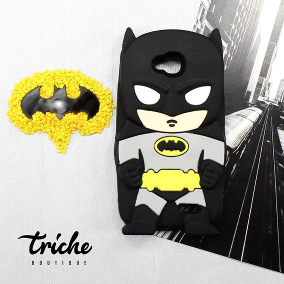 Funda / Botarga De Batman Para Lg L70