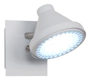 Aplique Direccionable Blanco Para Lampara Ar111 Spot Oslo