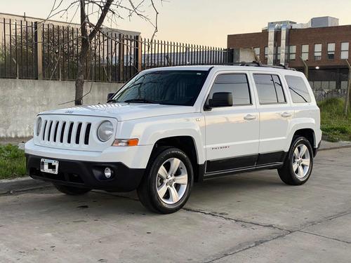 Imagen 1 de 14 de Jeep Patriot 2012 2.0 Sport 4x2 156cv Mtx