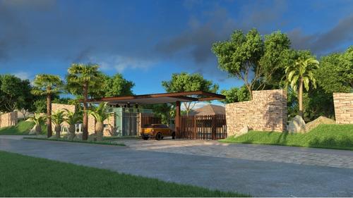 Imagen 1 de 14 de Venta Terrenos En Exclusivo Desarrollo Playa Del Carmen