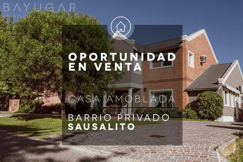 Venta - Casa Amoblada En Sausalito - Bayugar Negocios Inmobiliarios