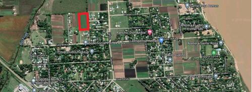 Vendo Terreno En Pueblo Esther U$s 25700 - Tomo Vehiculos