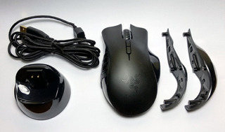 Razer Naga Epic Mouse Ratón Gamer 14 Botones Programables Pc