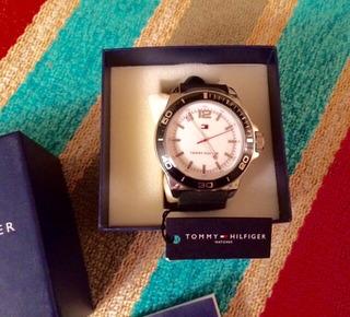 Tommy Hilfiger Reloj Hombre Original Eeuu Coleccion 2020!!!