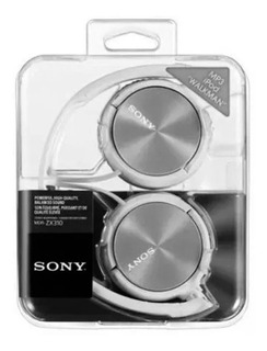 Audifonos Sony Original Mdr-zx310 Blanco Plegable On Ear