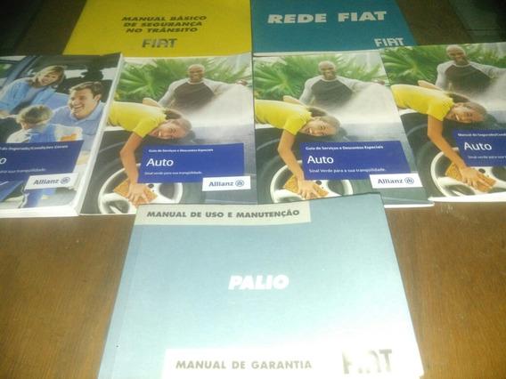 Manual Proprietário Palio Elx 1.0/1.4