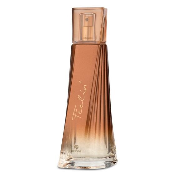 Perfume Feminino Feelin For Her Oriental Frutal Hinode 10112