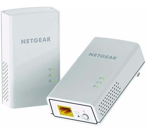 Netgear Pl1200 Powerline Wired Network Expasion Kit