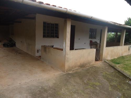 Imagem 1 de 14 de Chácara 2.000m2 P/ Cidade - 2 Casas