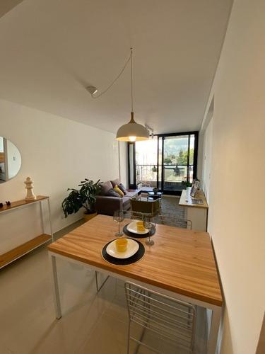 Venta Depto 1 Dormitorio Con Balcon Corrido Al Frente - A Estrenar