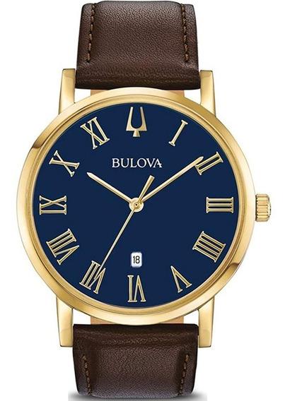 Relogio Bulova Masculino Classic 97b177n