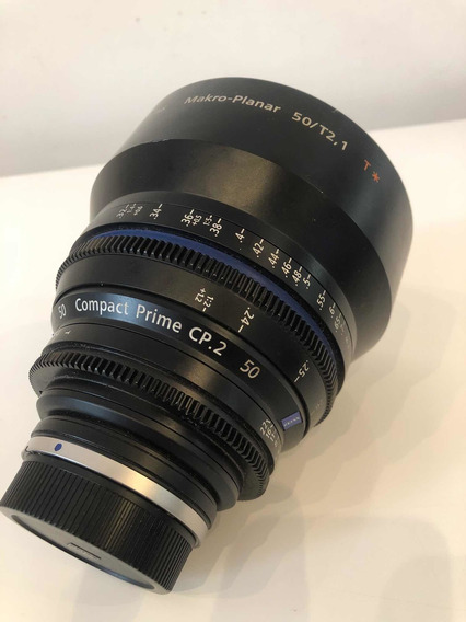Zeiss Compact Prime Cp2 - 50mm T2.1 (ef)