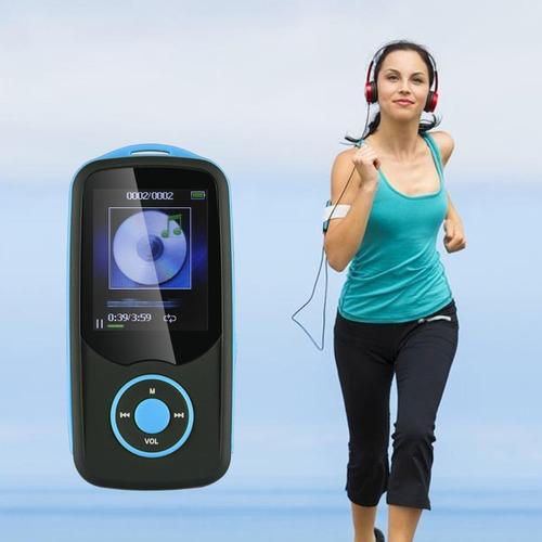 Imagen 1 de 9 de Mp4 Ruizu 16gb Bluetooth Radio Fm Grabadora D Voz (a Pedido)