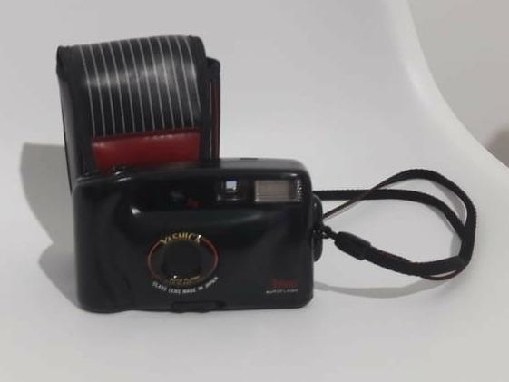 Câmera Fotográfica Antiga Canon M800 Perfeito Funcionamento