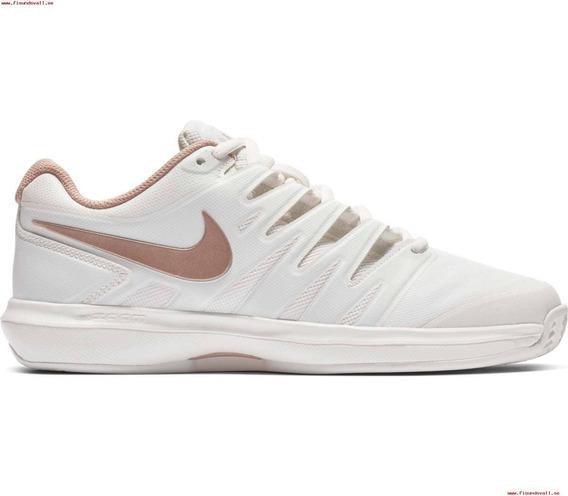 Zapatillas Nike Air Zoom Prestige Cly Mujer Tenis C/ Envio