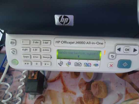 Impressora Hp Office Jet J4660 All-in-one