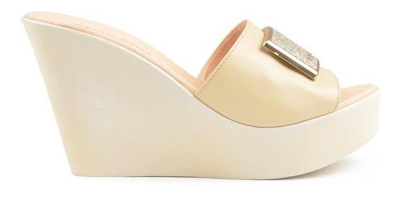 Zuecos De Mujer Zapatos Mule Ss2020 Aruba - Ferraro -