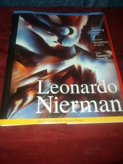 Leonardo Nierman Libro De Sus Obras