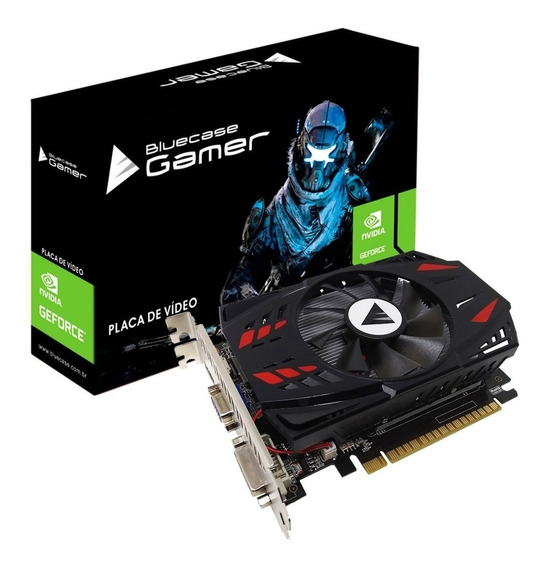 Placa De Video Gt 740 2gb Gddr5 128 Bits Geforce Nvidia Hdmi