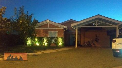 Imagem 1 de 30 de Casa Com 3 Dormitórios À Venda, 186 M² Por R$ 1.390.000,00 - Barão Geraldo - Campinas/sp - Ca1405